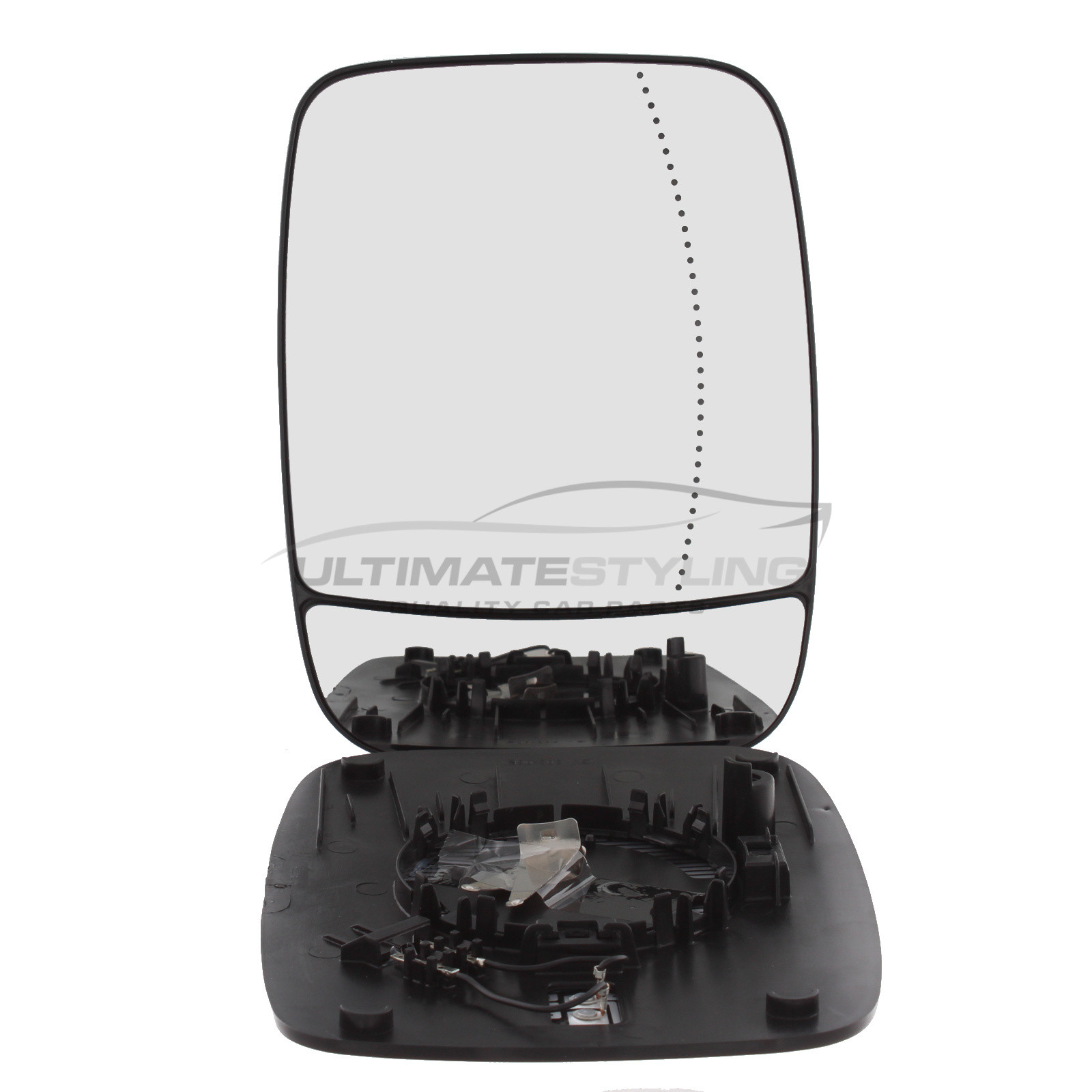 Wing Mirror Glass for Renault Trafic