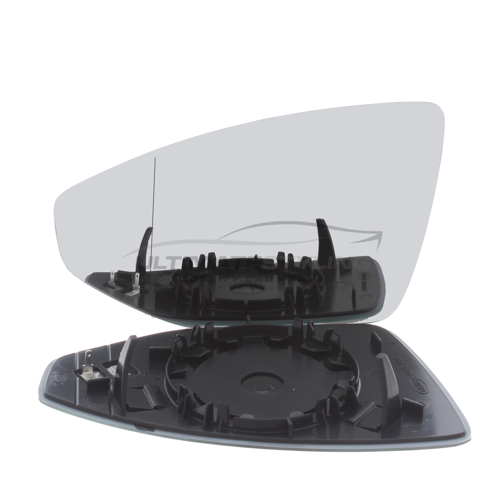 Wing Mirror Glass for Audi A6