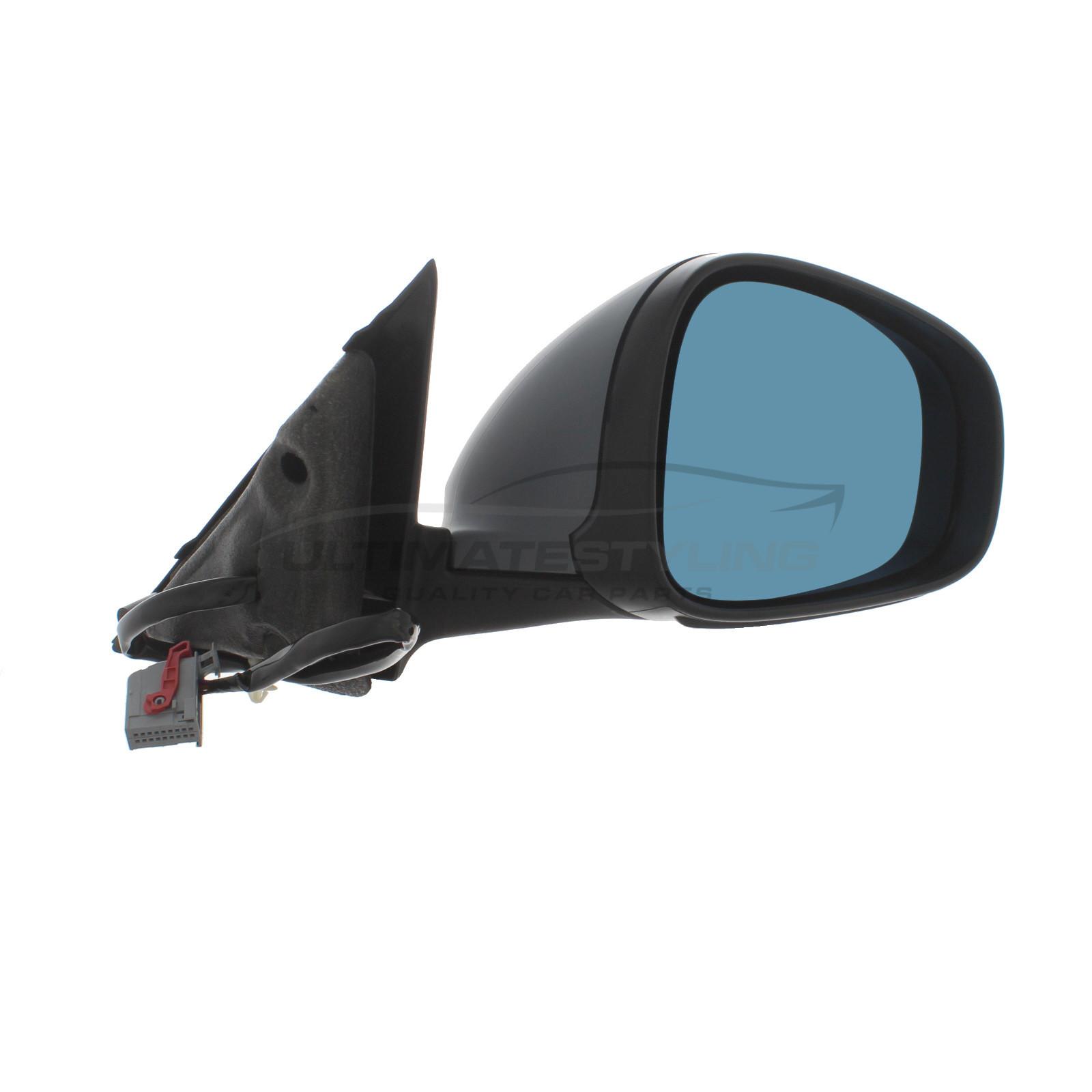 Alfa Romeo 159 Wing Mirror / Door Mirror - Drivers Side (RH) - Electric adjustment - Heated Glass - Temperature Sensor - Primed