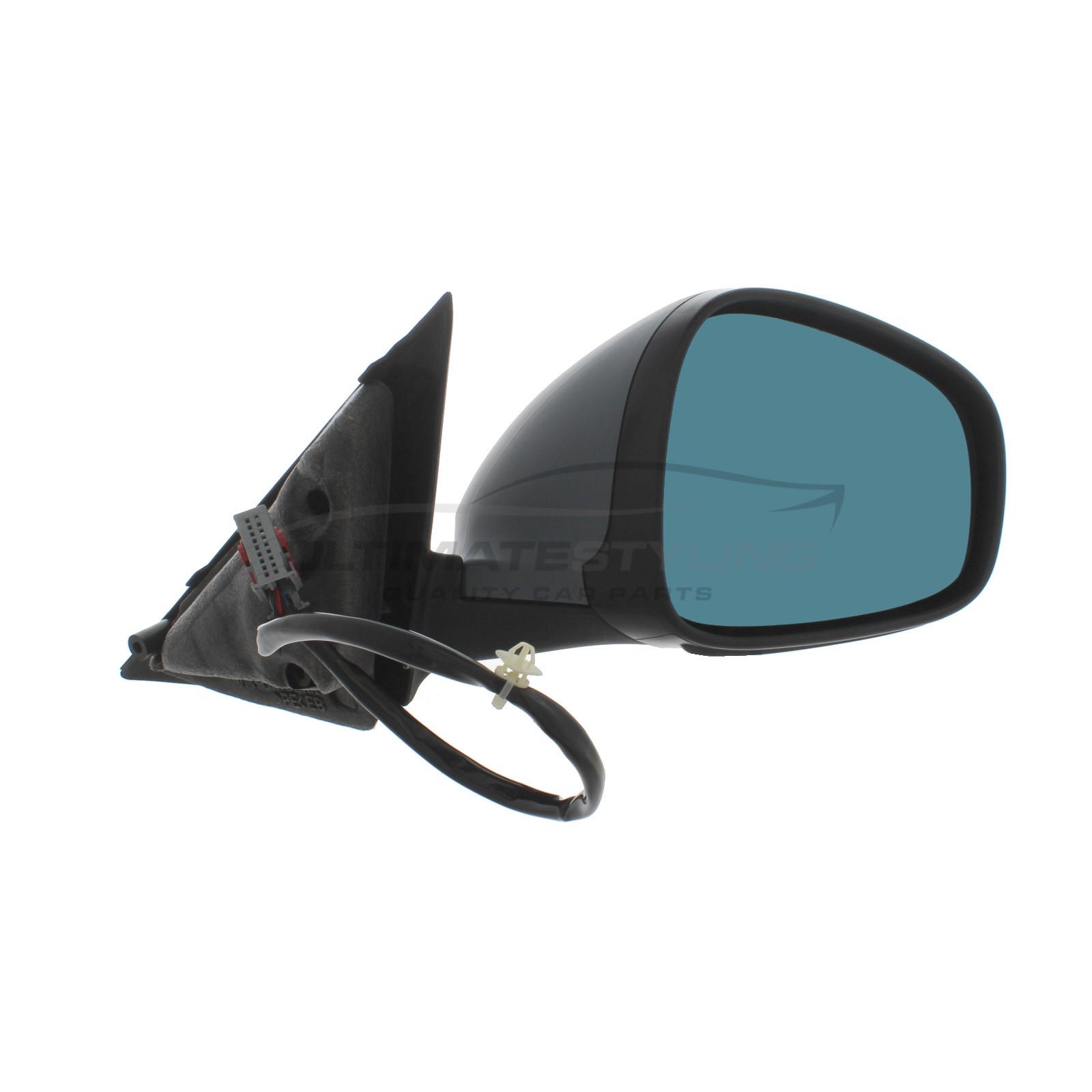 Alfa Romeo 159 Wing Mirror / Door Mirror - Drivers Side (RH) - Electric adjustment - Heated Glass - Power Folding - Temperature Sensor - Primed
