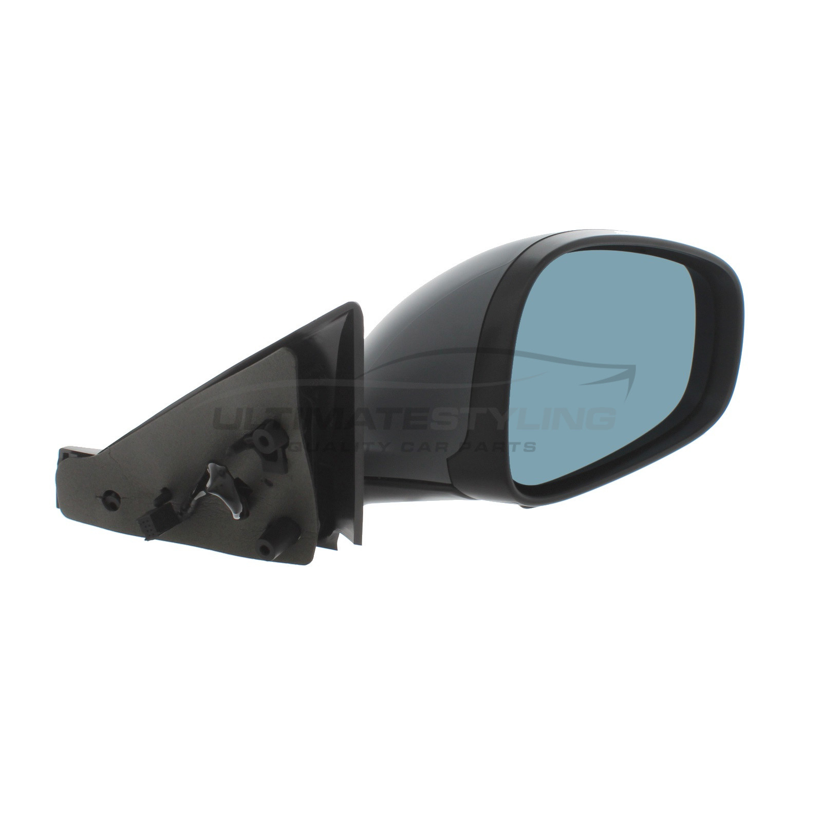 Alfa Romeo MiTo Wing Mirror / Door Mirror - Drivers Side (RH) - Electric adjustment - Heated Glass - Primed