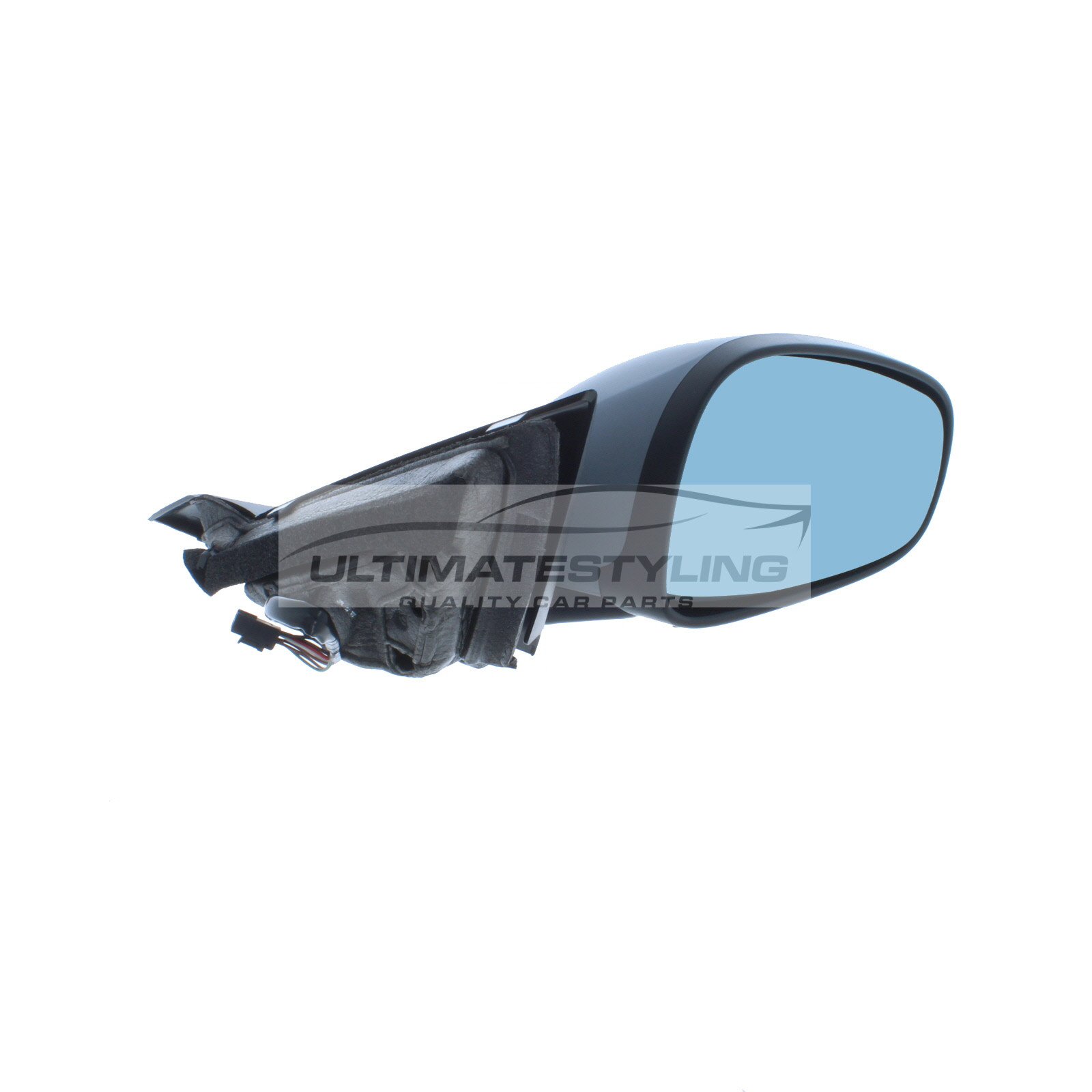 Alfa Romeo Giulietta Wing Mirror / Door Mirror - Drivers Side (RH) - Electric adjustment - Heated Glass - Temperature Sensor - Primed