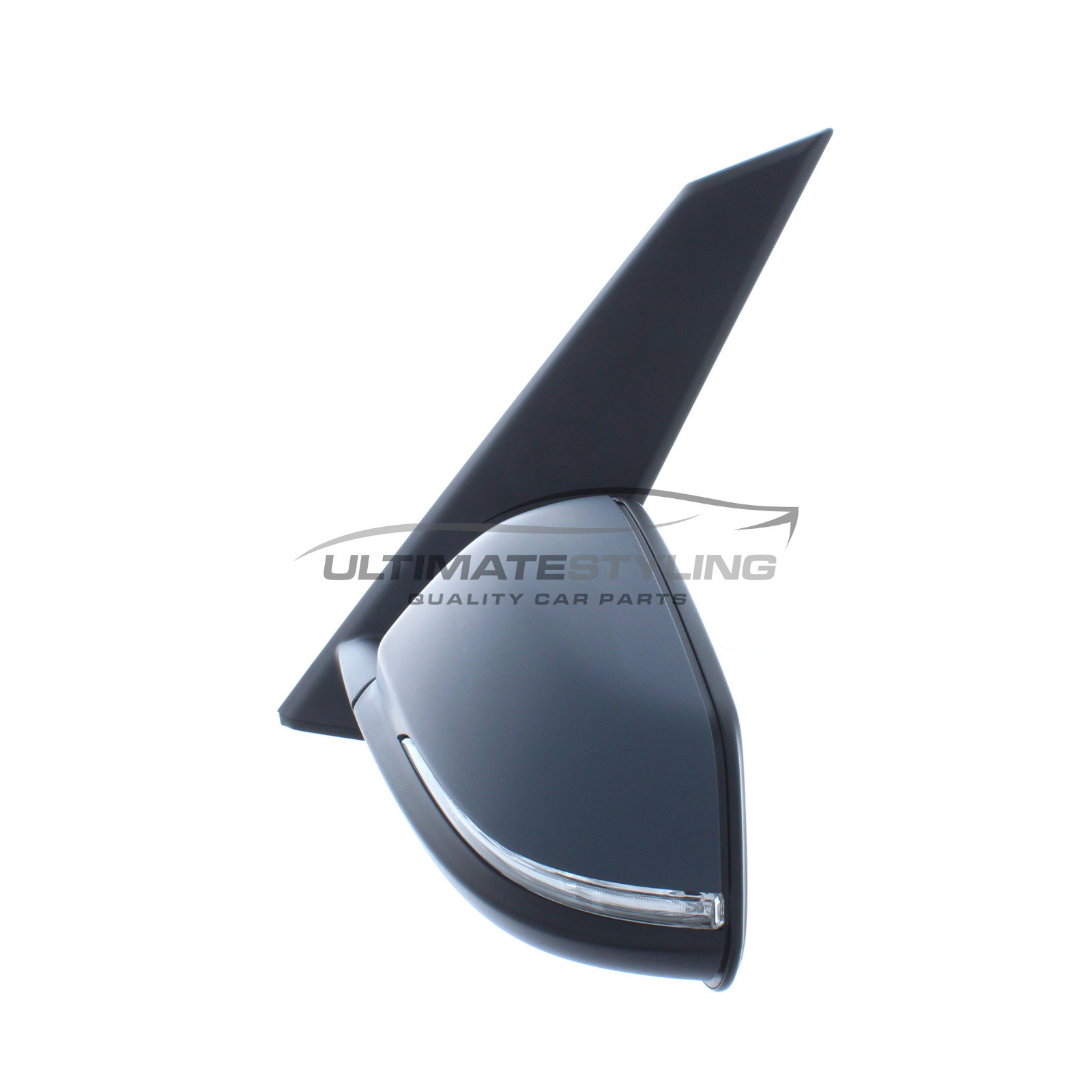 2X Wind Deflectors Compatible with ABARTH or FIAT 500 Coupe 500C Cabrio 2007-present Dark Smoke Tinted Acrylic Glass Door Side Windows In-Channel Visors Rain Snow Sun Guards