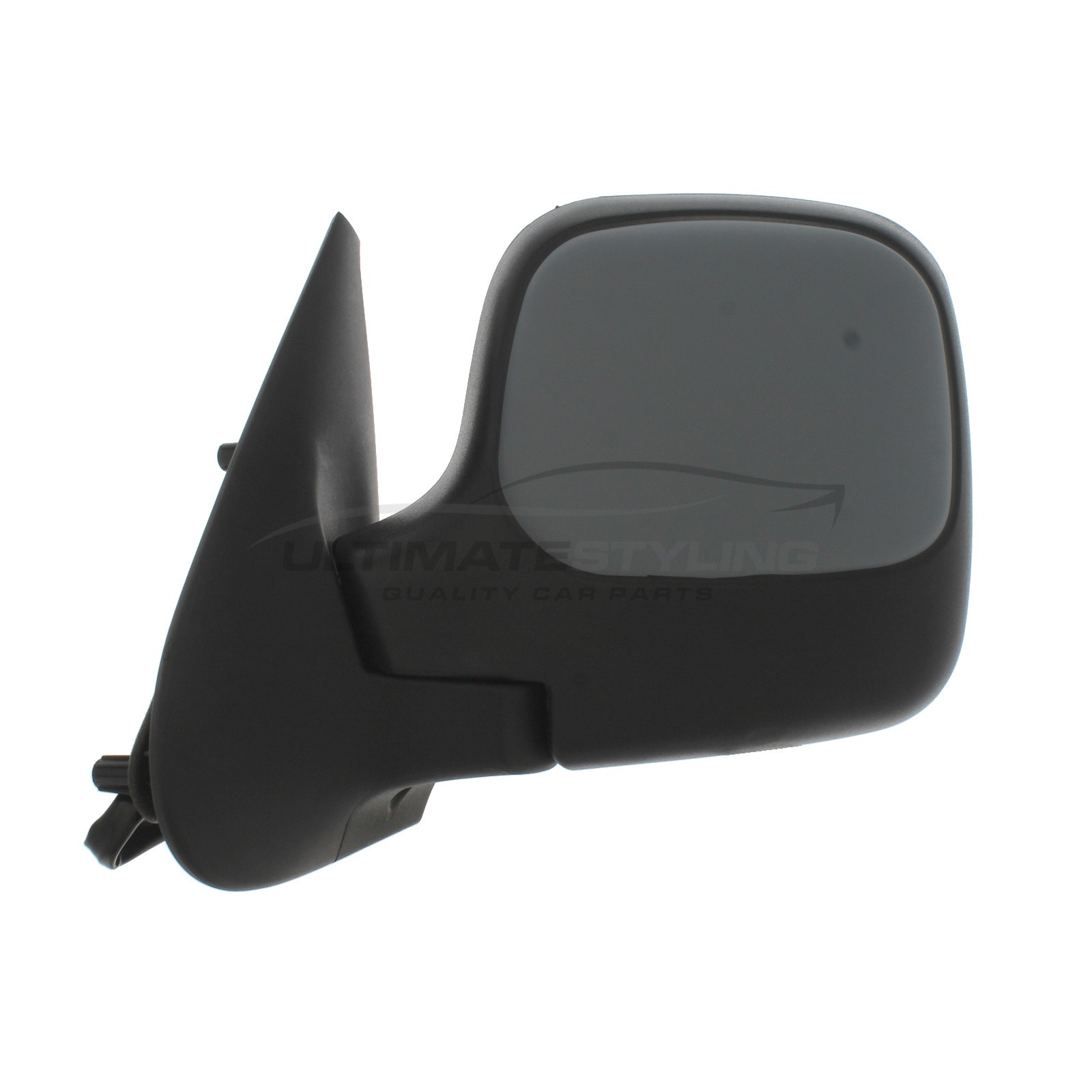 Right Driver Side Heated Electric Wing Door Mirror Glass for AUDI A6 1994-1999