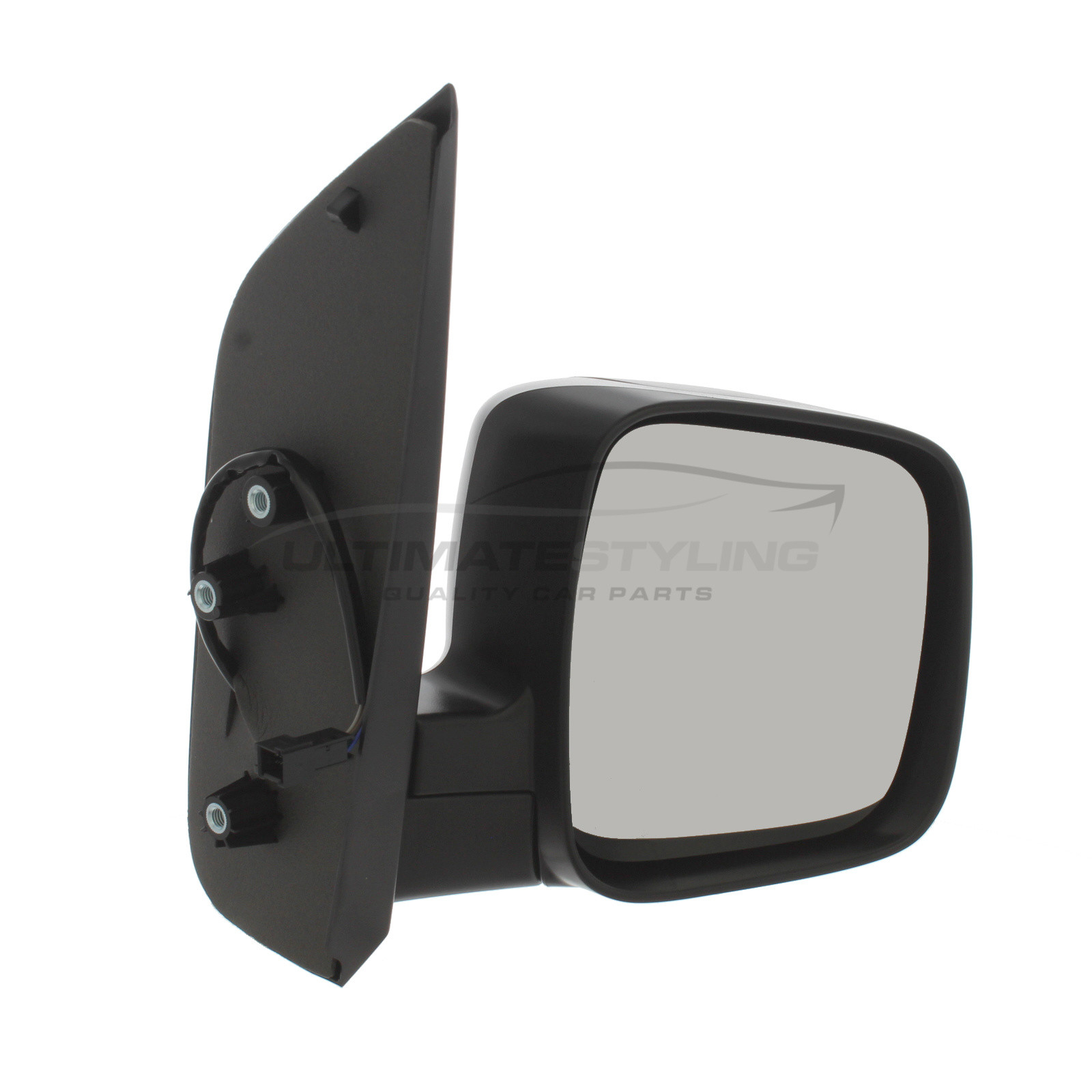 CITROEN NEMO PEUGEOT BIPPER FIAT FIORINO 08/> DOOR WING MIRROR RH RIGHT DRIVERS