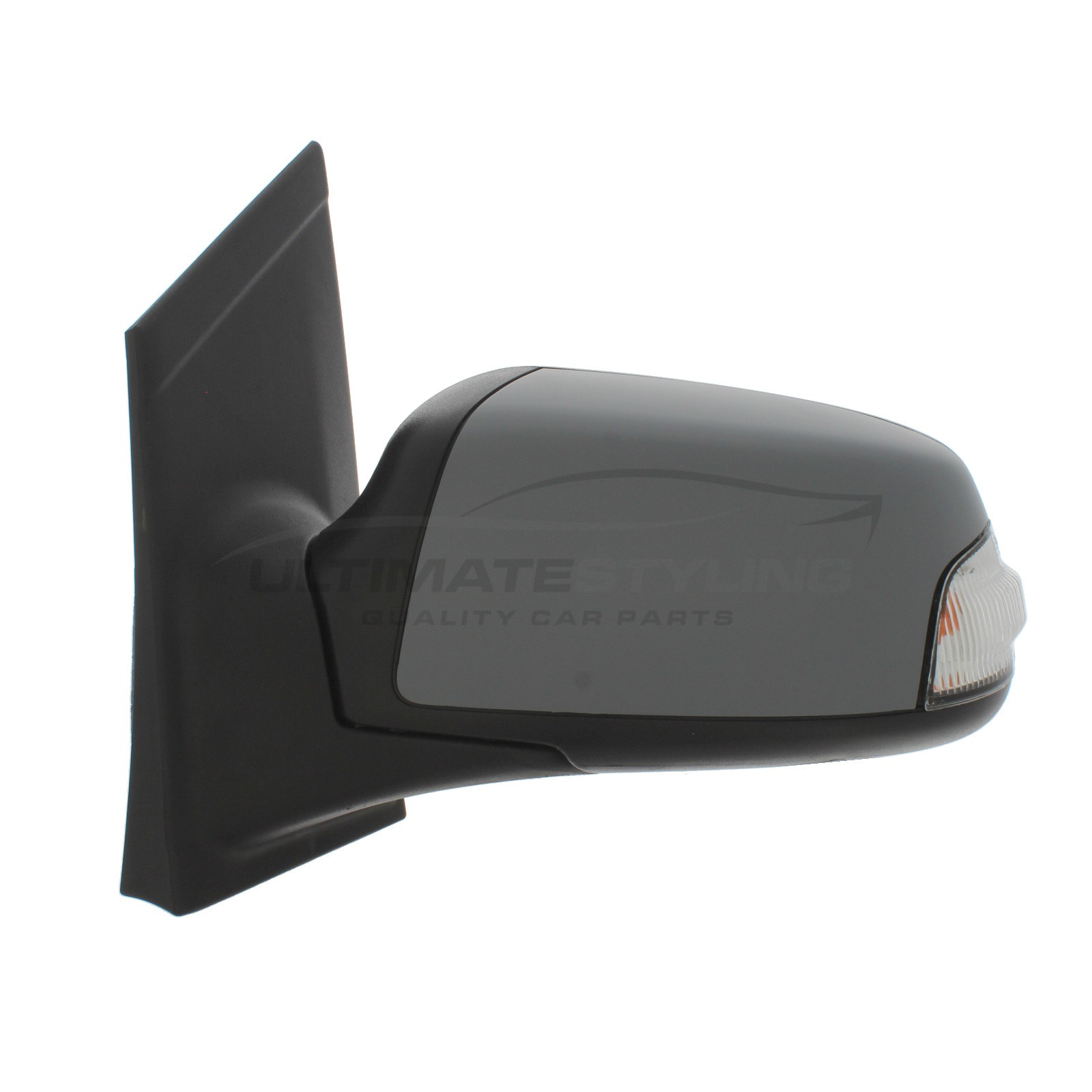Ford Focus 2004-2008 Left Side Wing Mirror with Heater and Indicator Lamp
