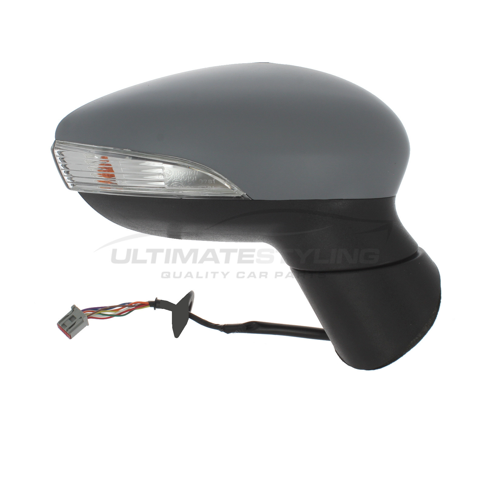 Ford Fiesta Wing Mirror Indicator Glass