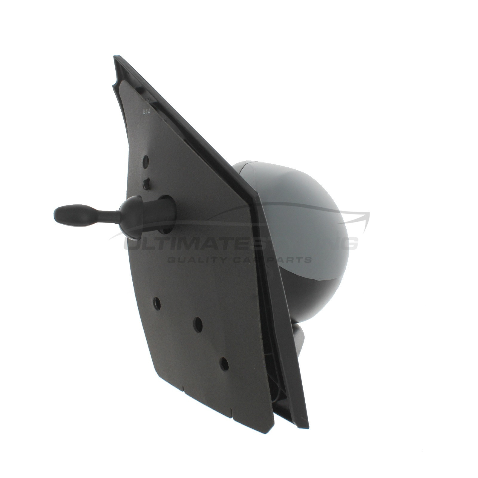 TOYOTA AYGO 2005-2013 DOOR WING MIRROR MANUAL DRIVER SIDE OFF SIDE RIGHT HAND