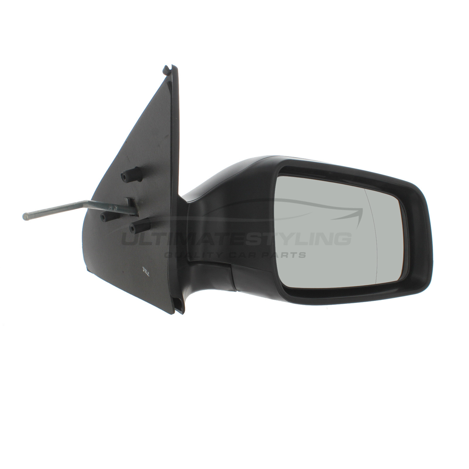 VAUXHALL ASTRA MANUAL DRIVERS SIDE WING DOOR MIRROR RH