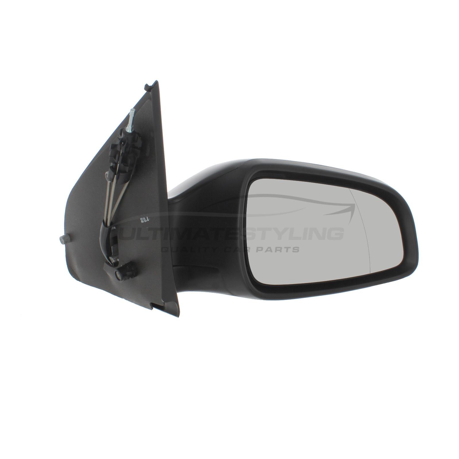 VAUXHALL ASTRA H VAN 2007 Door Mirror Cable RH Right Drivers
