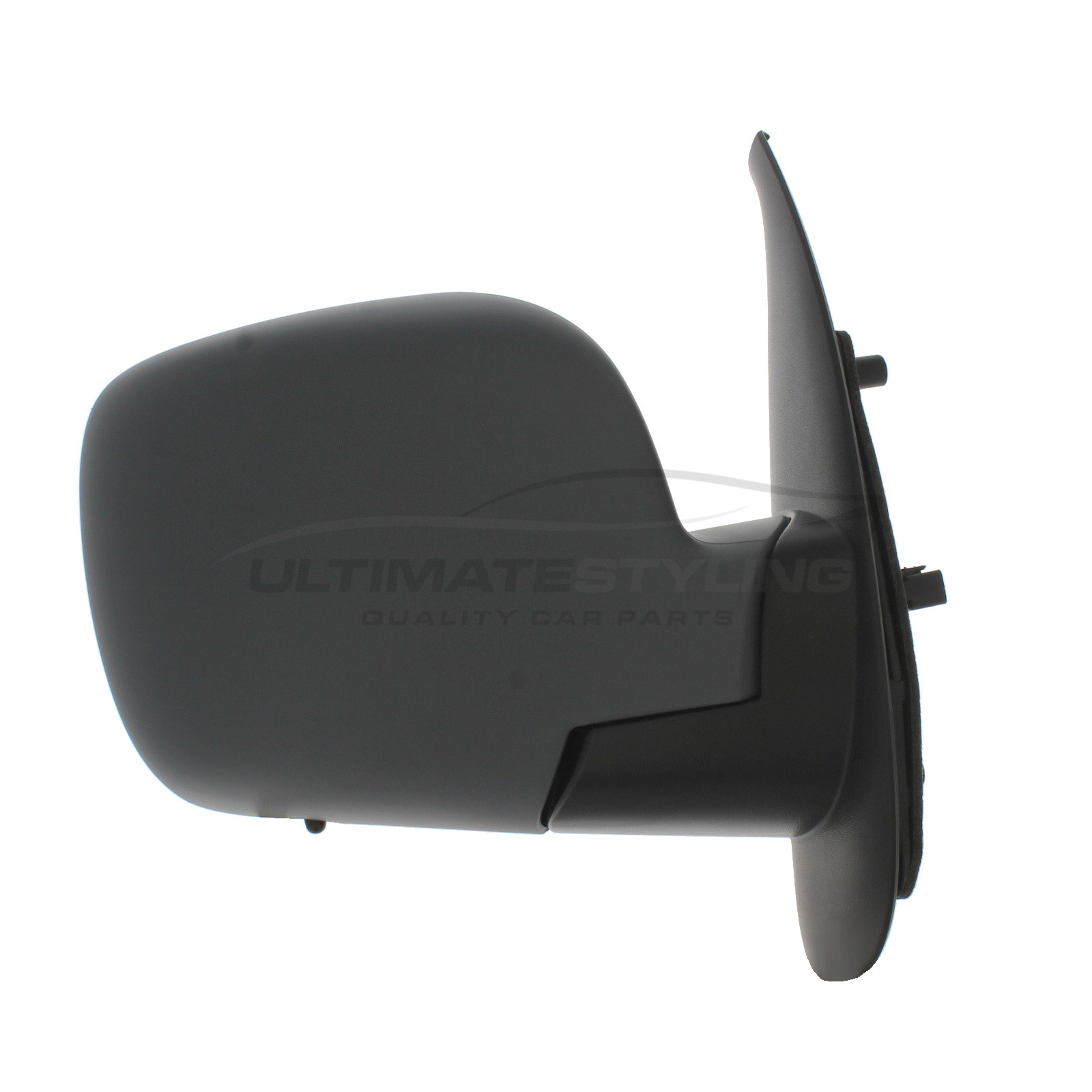 RIGHT MAZDA 2 2007-2010 ELECTRIC HEATED DOOR WING MIRRORS PRIMED LEFT