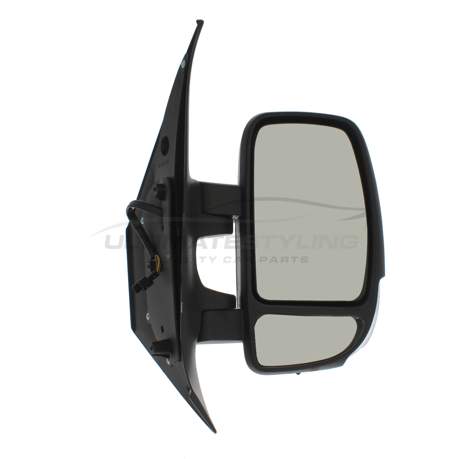 Left passenger side electric wing door mirror unit forVauxhall Movano 2010-2015