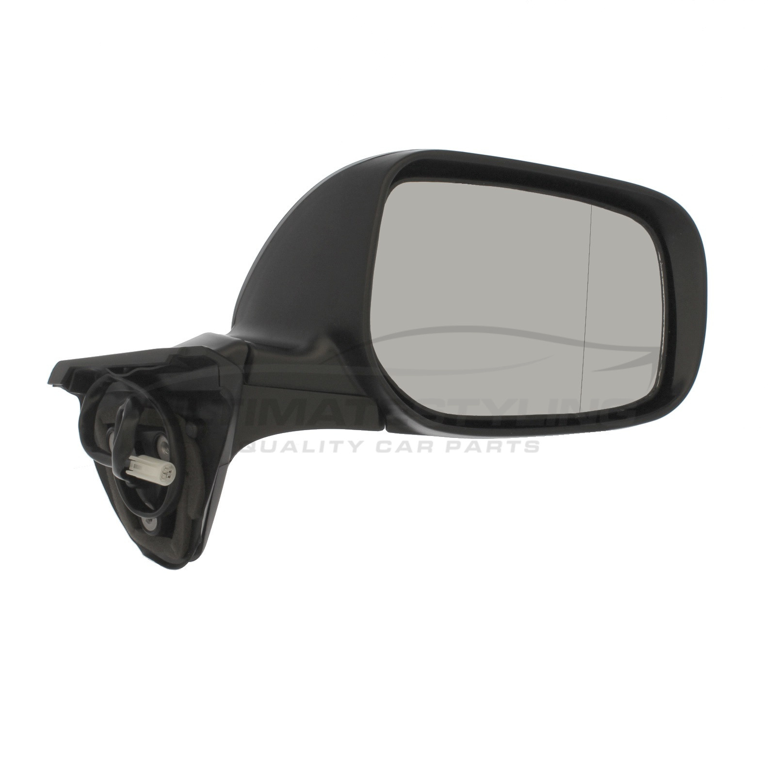 TOYOTA AURIS 2006-2013  WING MIRROR GLASS  HEATED LEFT