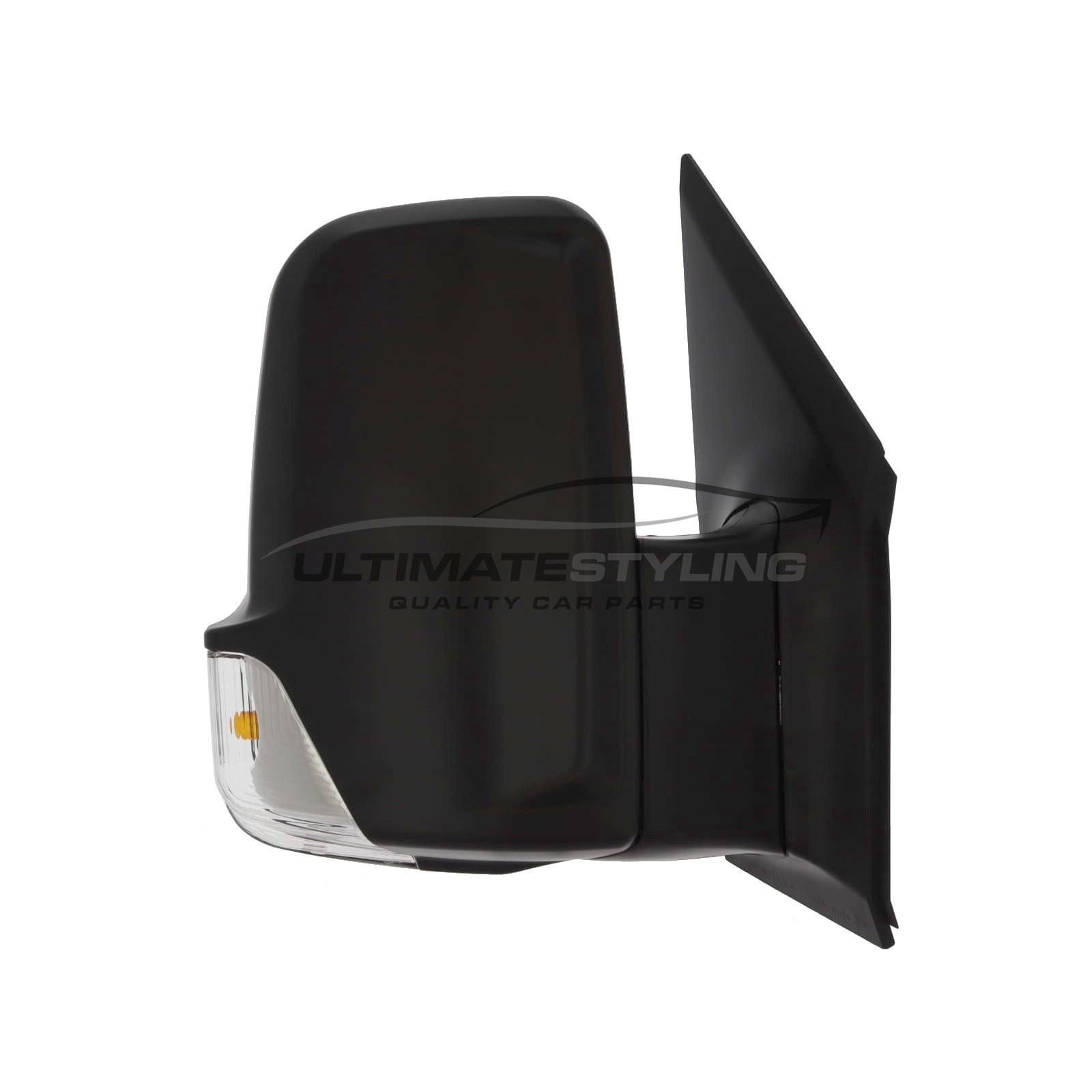 Wing Mirror / Door Mirror - Drivers Side (RH) - Manual adjustment