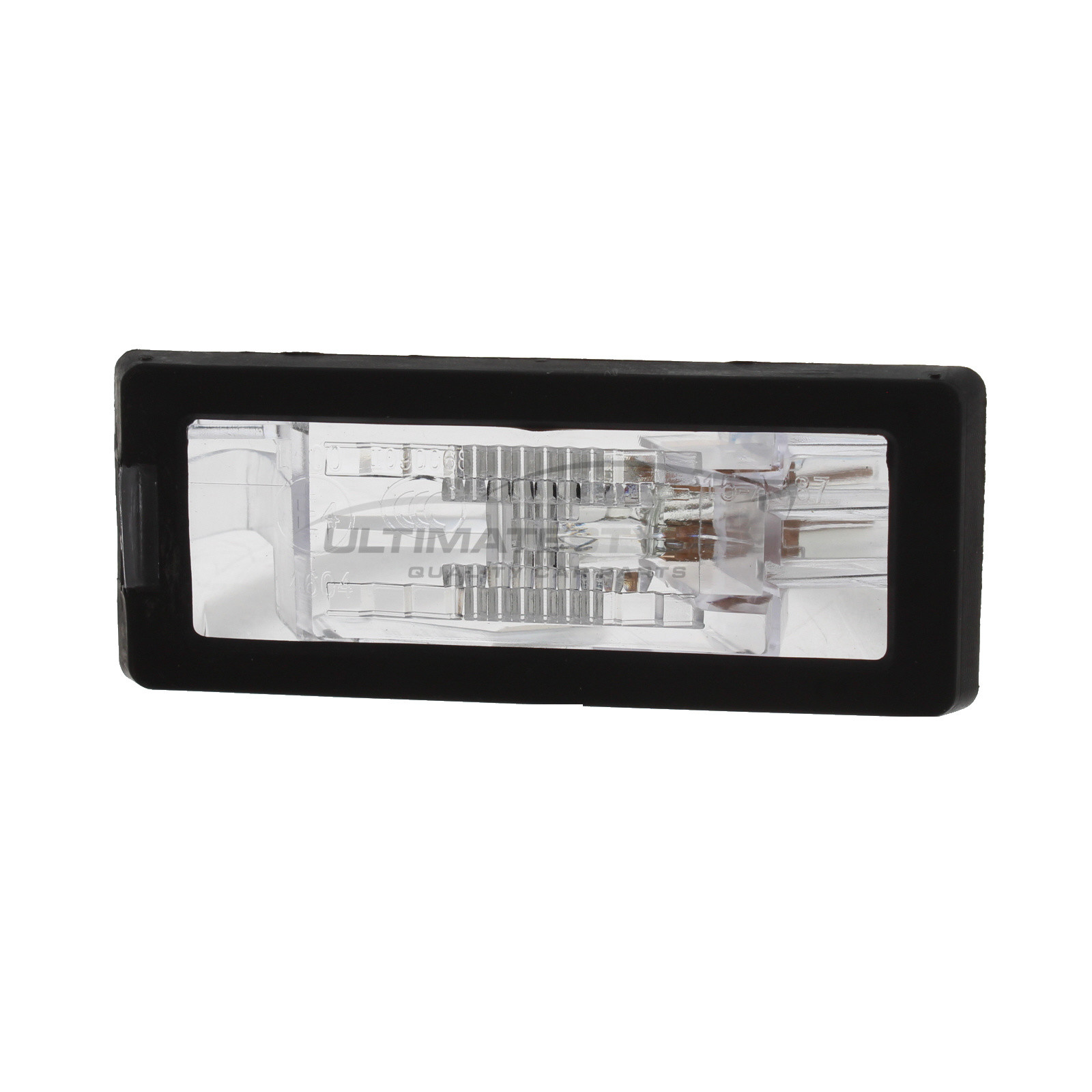 Dacia Duster / Logan, Renault Captur / Laguna / Modus / Scenic Rear Number Plate Light - Universal (LH or RH)
