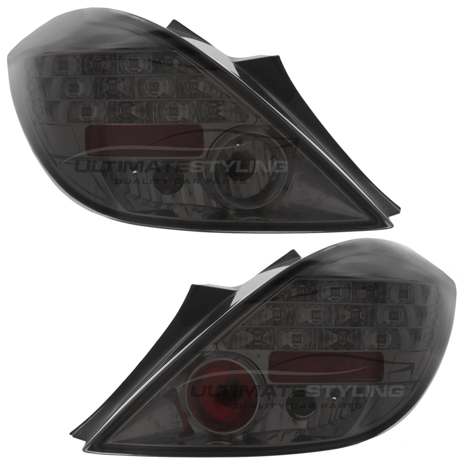 Vauxhall Corsa D Pare-DRIVERS SIDE