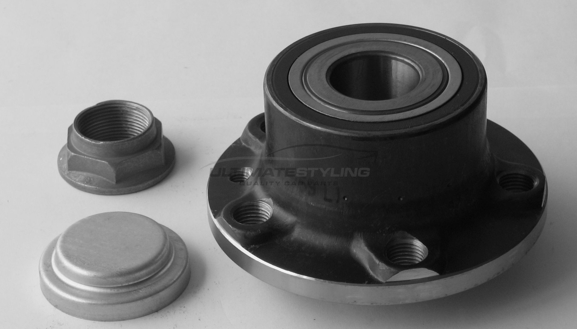 Fiat Ulysse 2003-2006 Rear Wheel ABS Hub Bearing