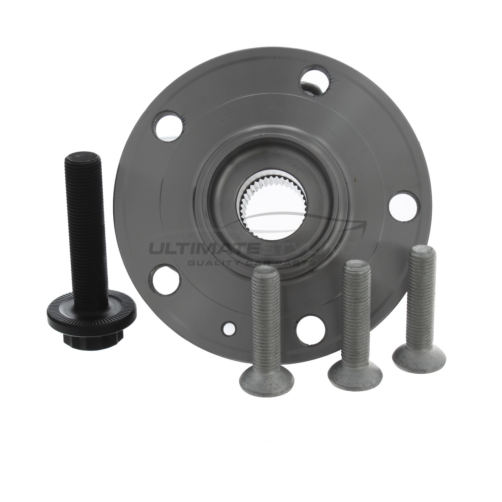 Front Hub Bearing Kit for Audi A3
