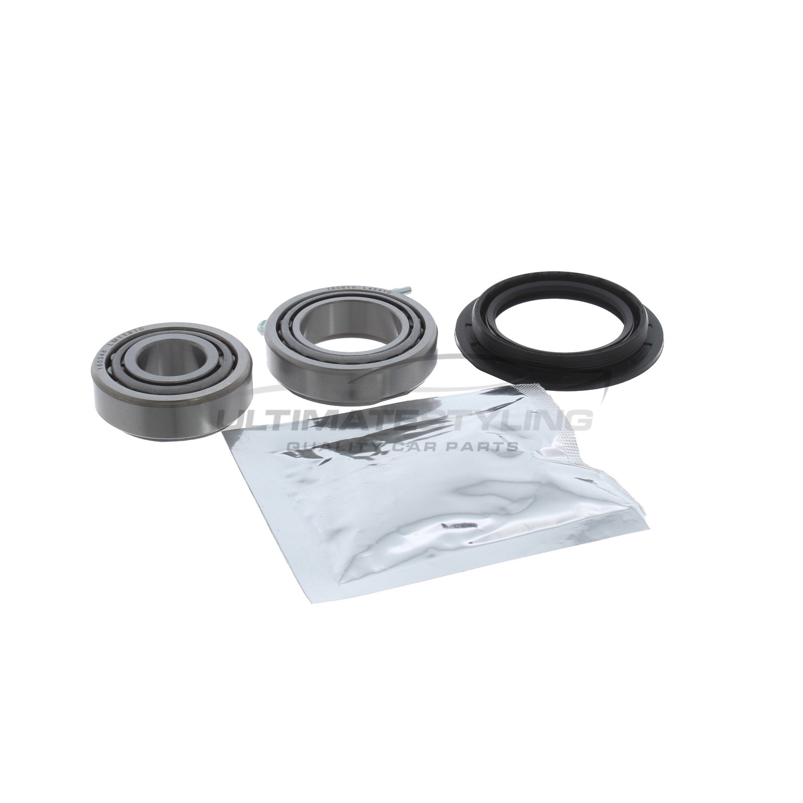 Audi 80 / 90 / 100 / 200 / A4 / A6 / Cabriolet / Coupe, LDV 200, Volkswagen Caddy Wheel Bearing Kit - Rear