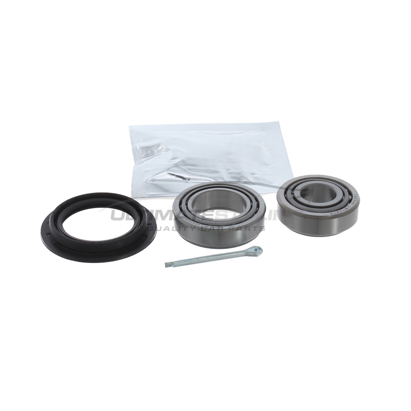 Rear Wheel Bearing Kit for Audi 80