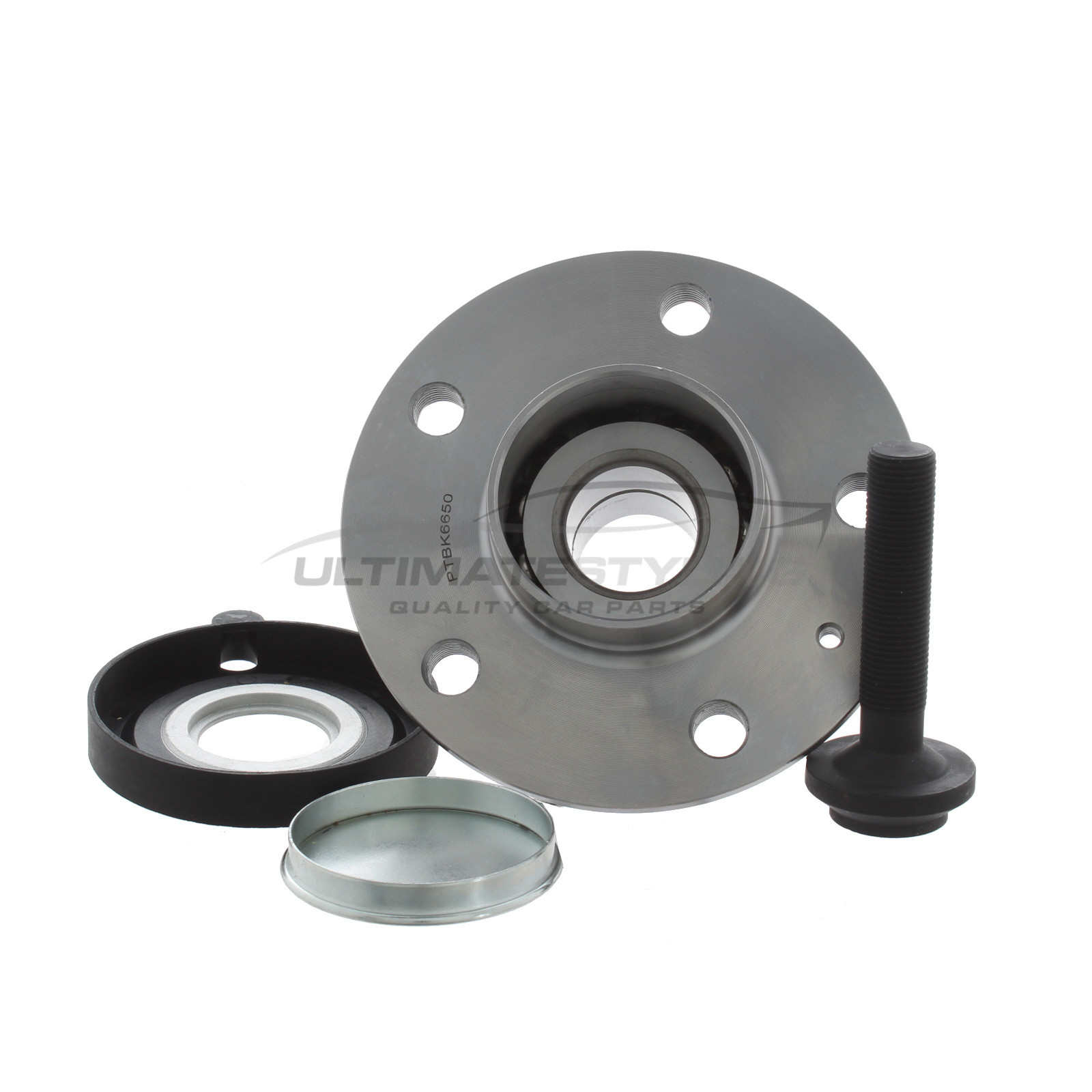 Rear Hub Bearing Kit for Audi A4