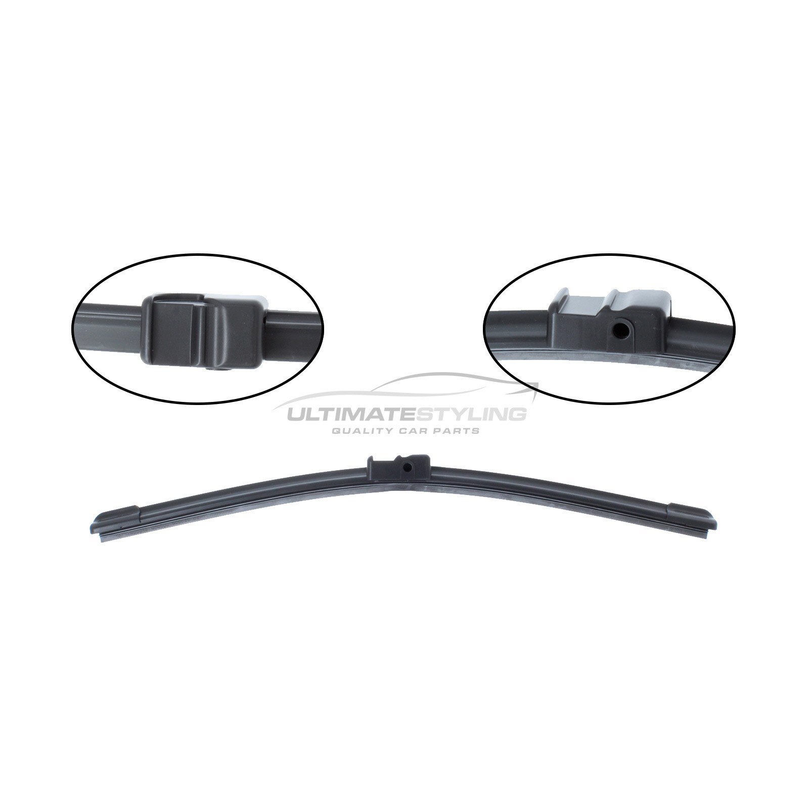 Passenger Side (Front) Wiper Blade for BMW X6