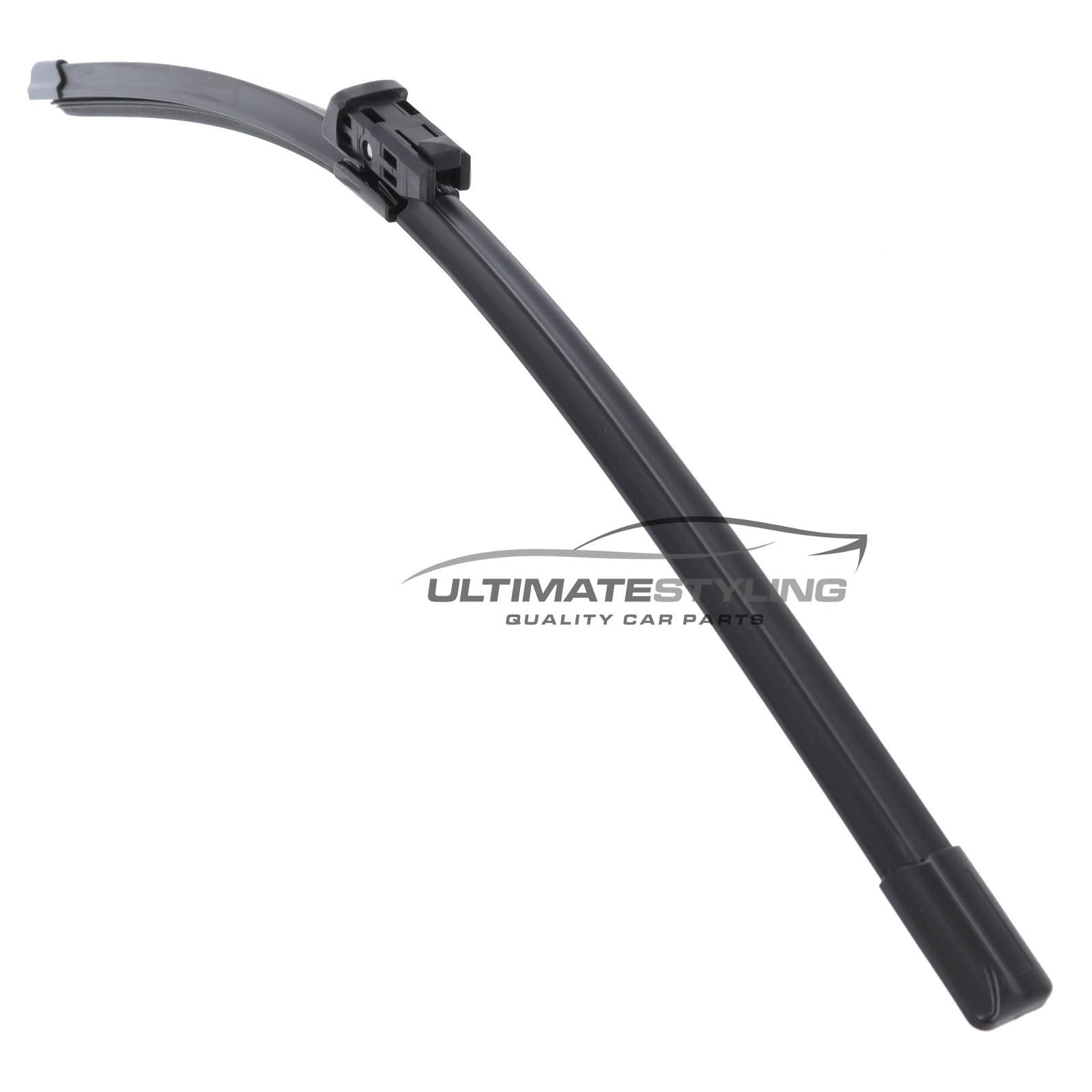 Wiper Blade - Exact Fit Aero Blade - 50 cm - 20 inch - Multi Fitment
