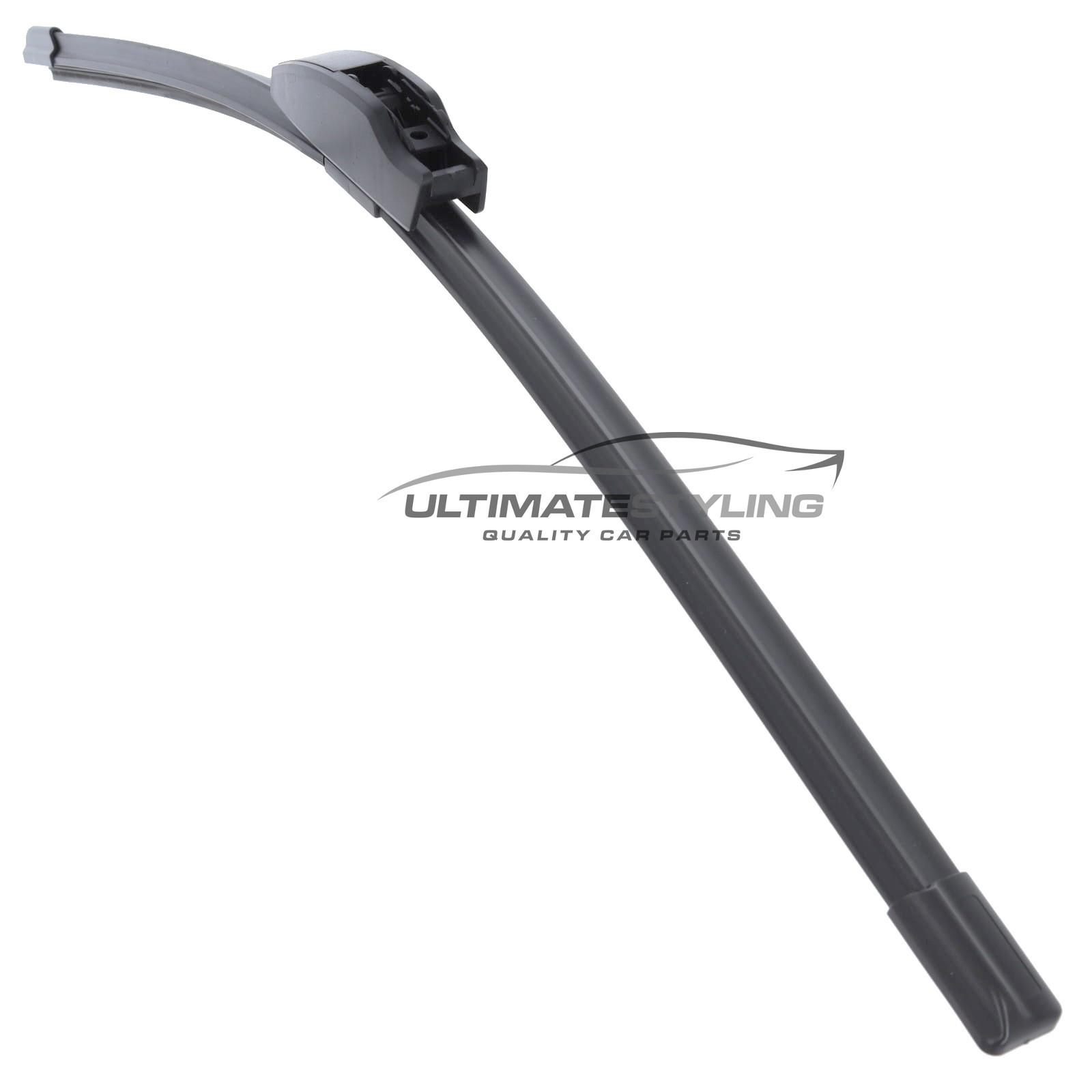 Wiper Blade - Exact Fit Aero Blade - 53 cm - 21 inch - Multi Fitment