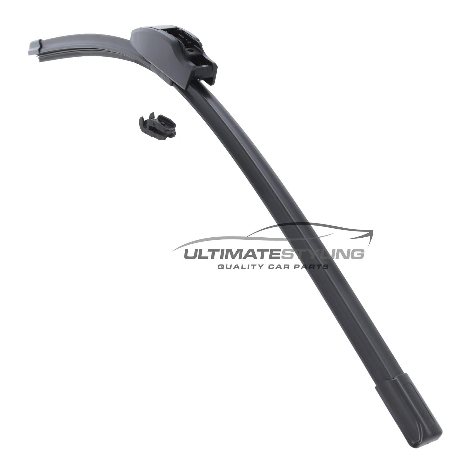 Wiper Blade - Exact Fit Aero Blade - 55 cm - 22 inch - Multi Fitment
