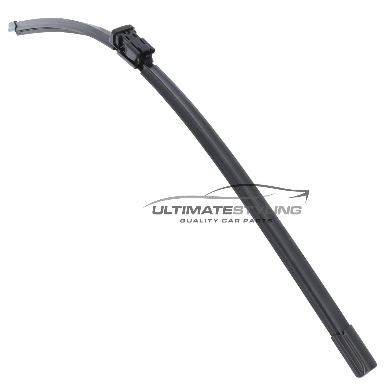 Wiper Blade - Exact Fit Aero Blade - 65 cm - 26 inch - Multi Fitment