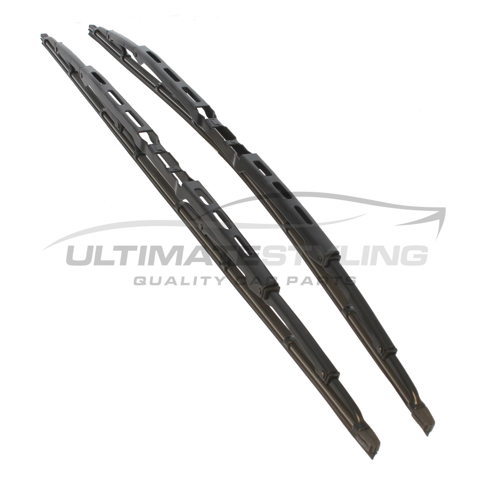 Front (Central) Wiper Blades for Audi A4