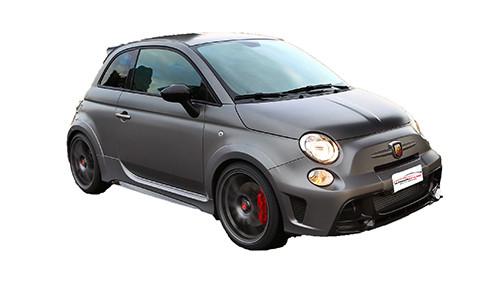 Abarth 695 1.4 Biposto (186bhp) Petrol (16v) FWD (1368cc) - 312 (2015-) Hatchback