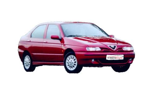 Alfa Romeo 146 2.0 (155bhp) Petrol (16v) FWD (1970cc) - 930 (1999-2001) Hatchback