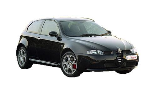 Alfa Romeo 147 1.9 JTDm 120 (118bhp) Diesel (8v) FWD (1910cc) - 937 (2005-2009) Hatchback