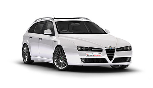 Alfa Romeo 159 2.4 JTDm Q4 (210bhp) Diesel (20v) 4WD (2387cc) - 939 (2007-2010) Estate