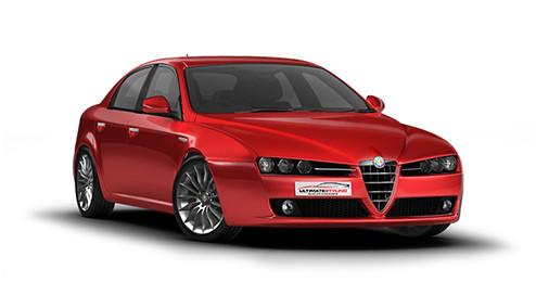 Alfa Romeo 159 1.9 JTDm 120 (118bhp) Diesel (8v) FWD (1910cc) - 939 (2009-2011) Saloon