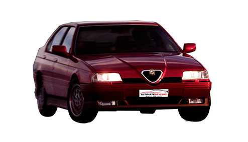 Alfa Romeo 164 2.0 (148bhp) Petrol (8v) FWD (1962cc) - 164 (1990-1992) Saloon
