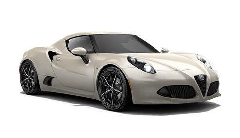 Alfa Romeo 4C 1.7 (237bhp) Petrol (16v) RWD (1742cc) - (2014-2019) Coupe