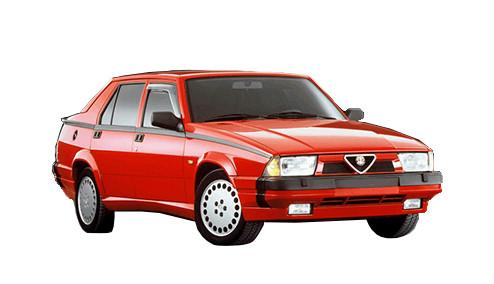 Alfa Romeo 75 2.5 (158bhp) Petrol (12v) RWD (2492cc) - 162 (1986-1990) Saloon