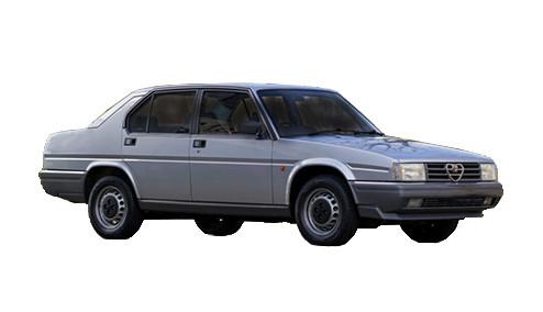 Alfa Romeo 90 2.5 (156bhp) Petrol (12v) RWD (2492cc) - (1985-1987) Saloon