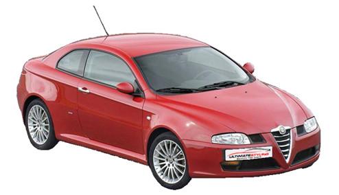 Alfa Romeo GT 1.8 TS (140bhp) Petrol (16v) FWD (1747cc) - 937 (2007-2008) Coupe