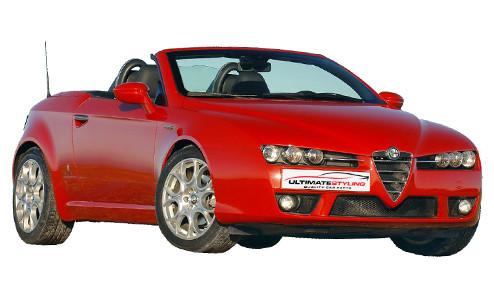 Alfa Romeo Spider 2.0 JTDm (168bhp) Diesel (16v) FWD (1956cc) - 939 (2009-2011) Convertible