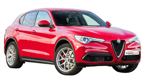 Alfa Romeo Stelvio 2.2 TD (178bhp) Diesel (16v) 4WD (2143cc) - (2017-2018) SUV