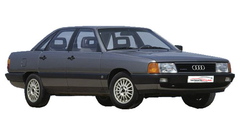 Audi 100 1.8 (90bhp) Petrol (8v) FWD (1781cc) - C3 (1983-1986) Saloon
