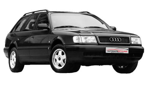 Audi 100 2.3 Avant quattro (131bhp) Petrol (10v) 4WD (2309cc) - C4 (1991-1992) Estate