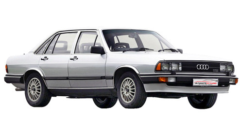 Audi 200 2.1 Turbo (182bhp) Petrol (10v) FWD (2144cc) - C2 (1983-1984) Saloon