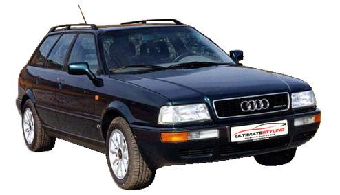 Audi 80 1.9 TDi Avant (90bhp) Diesel (8v) FWD (1896cc) - B4 (1992-1995) Estate