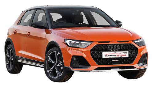 Audi A1 Citycarver 1.5 35TFSI (148bhp) Petrol (16v) FWD (1498cc) - Citycarver GB (2019-) Hatchback