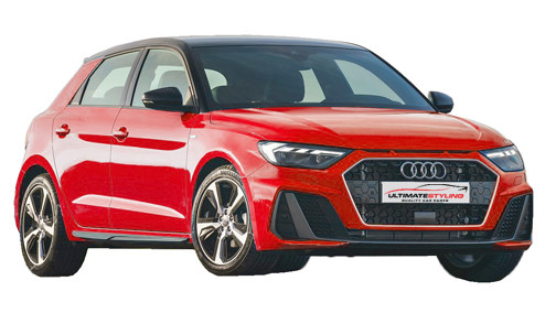 Audi A1 1.0 25TFSI (94bhp) Petrol (12v) FWD (999cc) - GB (2018-2021) Hatchback