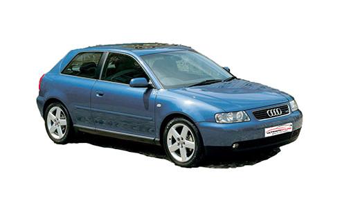 Audi A3 1.6 (101bhp) Petrol (8v) FWD (1595cc) - 8L (1996-2003) Hatchback